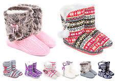 womens boot slippers uk slippers for ebay