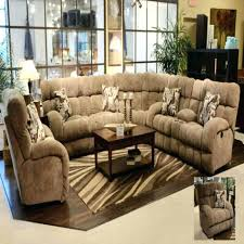 Sofa Sectional With Chaise Large Sectional With Recliners Furniture Oversized Sectional