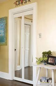 Bifold Exterior Doors Prices by Amazon Com Pinecroft 890726 Traditonal Mirror Bifold Interior