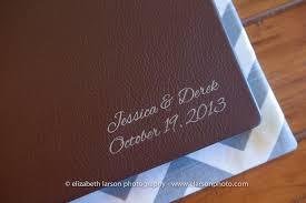 engravable photo album elizabeth larson photography engraving for the books