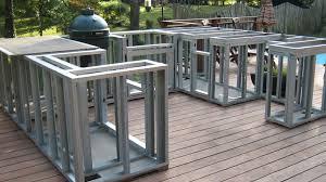 kitchen island kit tremendeous outdoor kitchen island frame kit fresh home