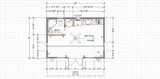 excellent design 10 16x32 house plans cabin shell 16 x 36 32 floor modern cabin dwelling plans pricing kanga room systems