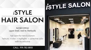 istyle salon raleigh nc crabtree valley mall
