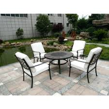 Gas Fire Pit Table Sets - fire pit table and chairs costco uk table designs