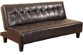 cool leather futon sofa modern futon sofa bed u2013 interiorvues