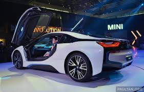 bmw car price in malaysia bmw i8 launched in malaysia priced at rm1 188 800