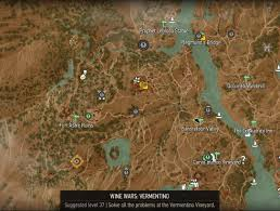 The Witcher 3 World Map by Best Witcher 3 Mods V2 0 Witcher Hour