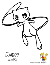 coloring pages mewtwo breadedcat free printable