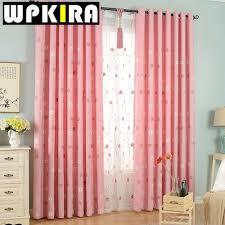 Wohnzimmer Weis Rosa Online Kaufen Großhandel Dicken Rosa Vorh U0026auml Nge Aus China