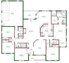 single floor plans with open floor plan open floor plan home designs novic me