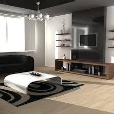 New Modern Black And White by Black And White Interior Design For Your Home