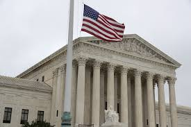 White House Flag Half Mast Supreme Court Refuses To Rehear Immigration Reform Proposal