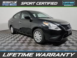 nissan versa reviews 2016 used 2016 nissan versa 1 6 sv 4d sedan in orlando zr852195