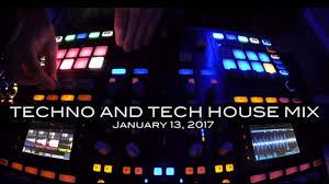 techno tech house mix deep underground house dance january 13