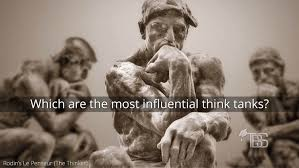 the 50 most influential think tanks in the united states the