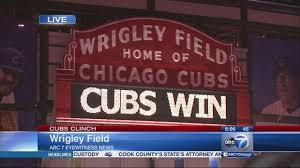 Cubs Lose Flag History Behind The Chicago Cubs U0027w U0027 Flag Abc7chicago Com