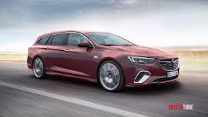 2018 opel insignia wagon 2018 opel insignia gsi sports tourer youtube