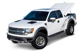 Ford F150 Truck 2011 - a r e lsx series tonneau cover for the 2011 ford f 150 svt raptor