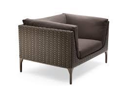 Dedon Patio Furniture by Mu Lounge Chair By Dedon Stylepark