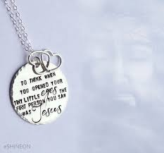 faith gifts blessed angel necklace s day gift miscarriage