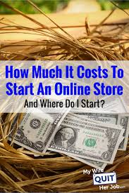how much to give at wedding much it costs to start an online store and should i dropship or