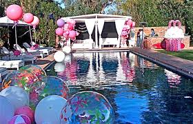 pool party ideas pool party ideas for spa per beauty for