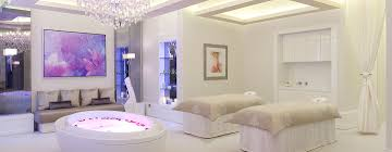 Decoration Spa Interieur Waldorf Astoria Dubai Palm Jumeirah Luxe Vakantie Hotel