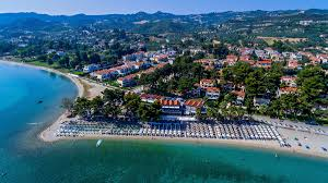 flegra beach hotel 3 star hotel in greece halkidiki