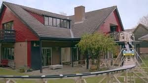 having a house built dutch in house roller coaster shows off home for sale youtube