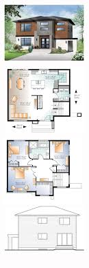 modern floor plans best 25 modern house plans ideas on modern floor