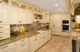 what color cabinets with beige tile 15 dainty kitchen cabinets home design lover
