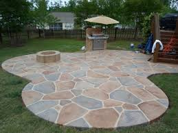 Backyard Stamped Concrete Patio Ideas by Inspirational Stamped Concrete Patio Ideas 82 For Your Home