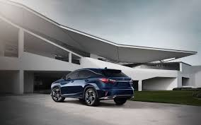 lexus rx450h xe at all new 2016 lexus rx breaks cover in new york w video