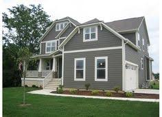 vinyl siding color tuscan clay white trim u0026 dark gray roof