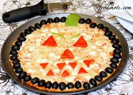 halloween pizza recipe snobs
