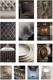 Catalog Covers by Restoration Hardware 2014 Jonathan Kong