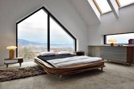 modern wood this new bed designed with sculptural layers of wood will be