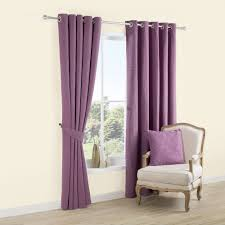 Lined Curtains Purple Lined Curtains Diy