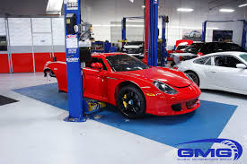 porsche factory gmg racing porsche carrera gt major factory service 6speedonline