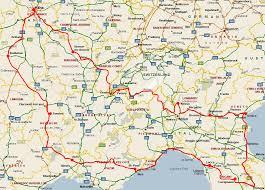 Champagne France Map by Lynn U0026 Nick U0027s Holiday