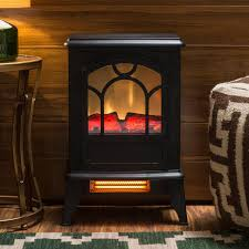belham living clark electric infrared stove heater hayneedle