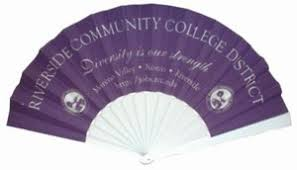 folding fans wadayaneed folding fans custom made with your logo