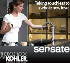 Sensate Kitchen Faucet Kitchen Faucets Kohler Sensate Products At Efaucets Com