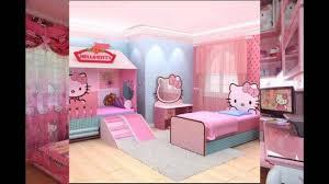 Hello Kitty Bedroom Interior Design And Decor Ideas YouTube - Hello kitty bunk beds