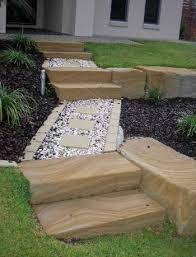 brisbane sandstone landscape steps sandstone blocks pavers tiles