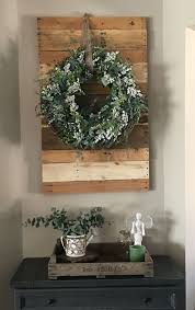 easy wreath hanging wall decor tips for home decor pinterest