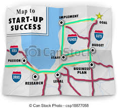 road map up a road map to start up success offering directions and help