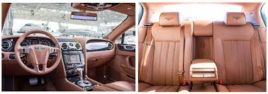 bentley interior bentley rental miami