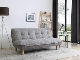 white leather futon sofa bed comfy pillow top leather futon sofa