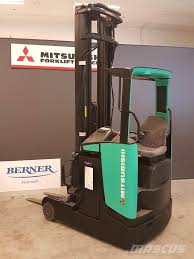 used mitsubishi truck used mitsubishi rb14n reach truck year 2010 for sale mascus usa